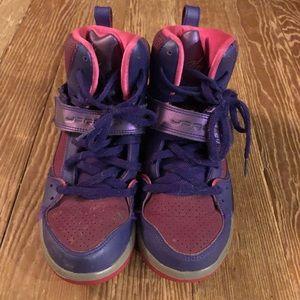 Nike Jordan's size 2.5Y